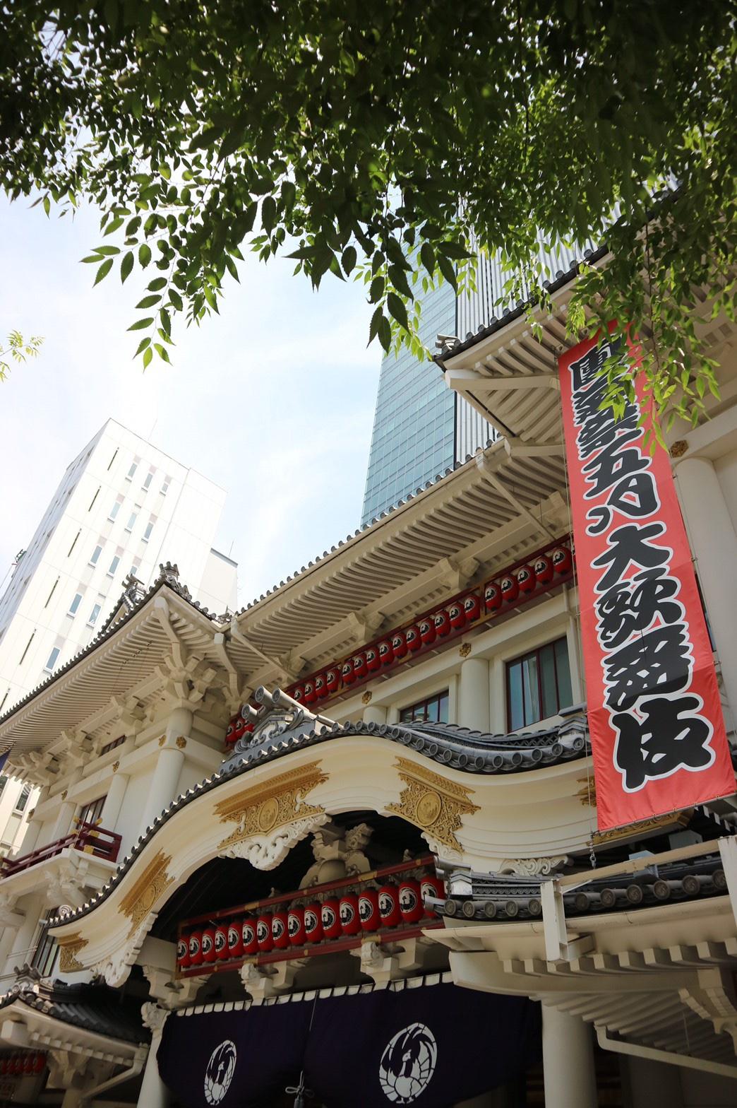 歌舞伎座~5月大歌舞伎